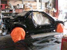 AZ1 再生 内側塗装