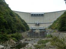 温井ダム放流の時期がやって来ました。