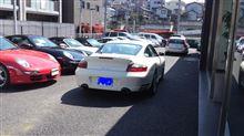 箱変え!?&996ターボ試乗。