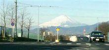 ~3月の富士山~