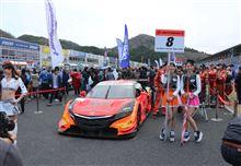 OKAYAMA GT300KM RACE (^^)