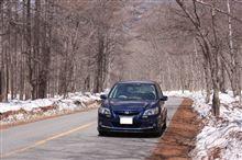 残雪の奥日光ドライブ