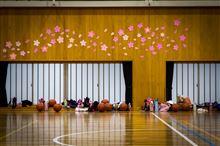 バスケット 6年生を送る会^^