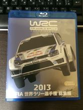 VW ポロR WRC カッコええ!