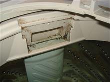 恒例の洗濯機清掃 パナソニックNA-FS70H1