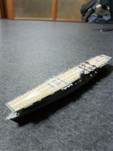完成!艦これモデル その1 航空母艦 「赤城」