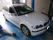 E46 318iツーリング