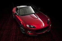 Mazda MX-5 Miata 25th Anniversary Edition を北米ニューヨークショー発表