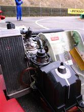 ヤバイ・・・・エンジン見て・・・ヤバイです
