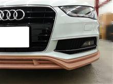 Aidi A4 S-LINE facelift 鋭意開発中でございます♪ (※造形Finish!!)