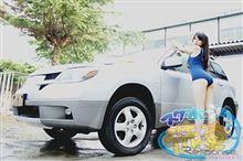 今シーズン初の家洗車(*⌒∇⌒*)