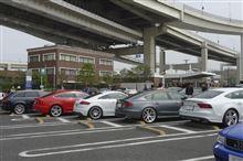 Audi大黒オフ参加'14.04