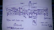 覚え書き : 78100-SAP-J012-M1 (ライフ ダンク用メーターassy)