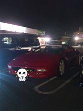 スーパーカー  de  ナイト~♪\(^o^)/