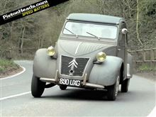 The World's Best Car: Chris Harris's Citroën 2CV