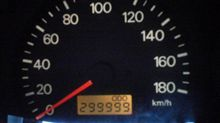 さよなら200000km台