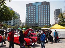 2014 Historic&Classic Car Meeting in SENDAI を見学
