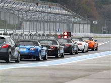 【14年第14/15走】富士チャンピオンレース2014Rd1 ロードスターカップNCレースに参戦