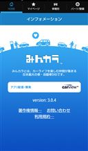 みんカラアプリ 3.0.4 バージョンアップのお知らせ(Android版)
