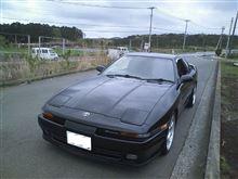 洗車♪ 雨・・・