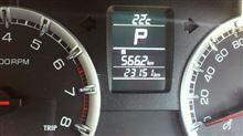 洗車と燃費計算と