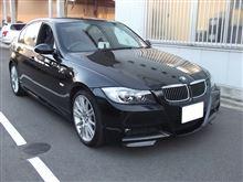BMW 323i 車体振動