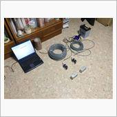 光電管タイム計測器