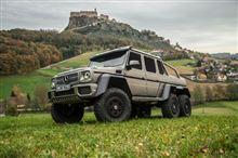 6WDのGクラス8月まで限定販売。