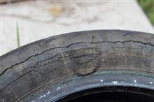 KSR タイヤ交換してみた