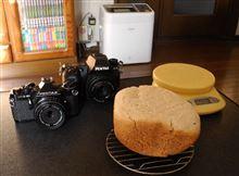 パンを作って