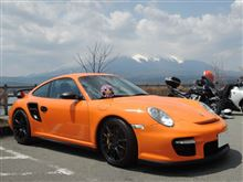 GT2で富士山を見に…