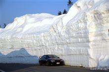 冬季通行止め解除の志賀草津道路へドライブ