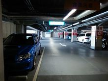 理想の駐車場所