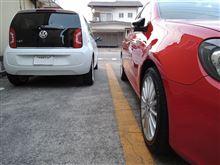 2台洗車(*´∀`)*´∀`)