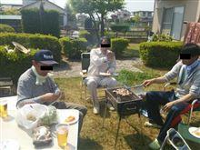 毎年恒例 菊池先生邸 バーベキュー