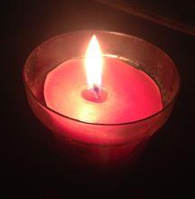 昨日の停電。