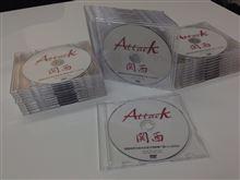 Attack関西☆DVD☆明日発売開始!!