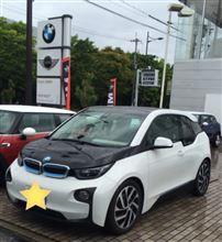 BMW i3 試乗