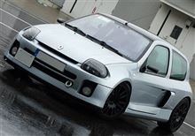 Renault Clio Sport 172 Ph1, Alpine V6 Turbo, Megane RS(DZF4R)
