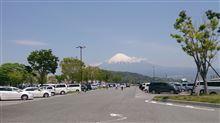 緊張した富士川オフ♪