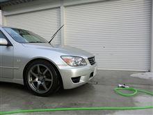 久しぶりの洗車~♪