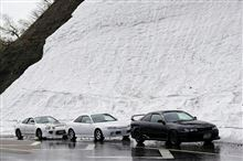 国道252号六十里越雪わり街道