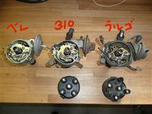 ニッサンA型エンジンデスビを研究する。