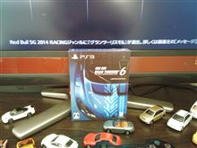 GT6入手。