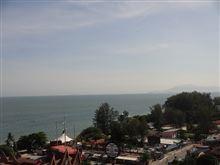 リゾート風な朝・・ / Penang, Malaysia
