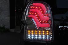 新製品情報 JEWEL LED TAIL LAMP  ポルテ/スペイド