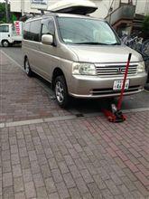 車検予約とタイヤ交換