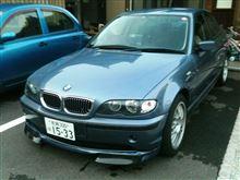 BMW E46を手放しました