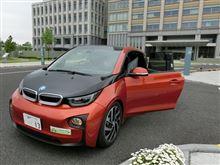 BMWi3がやって来た!その2