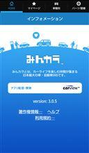みんカラアプリ アップデートv3.1.2(iPhone/iPad版)、v3.0.5(Android版)配信のお知らせ